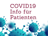 Coronavirus microbe cells in infected covid-19 banner design